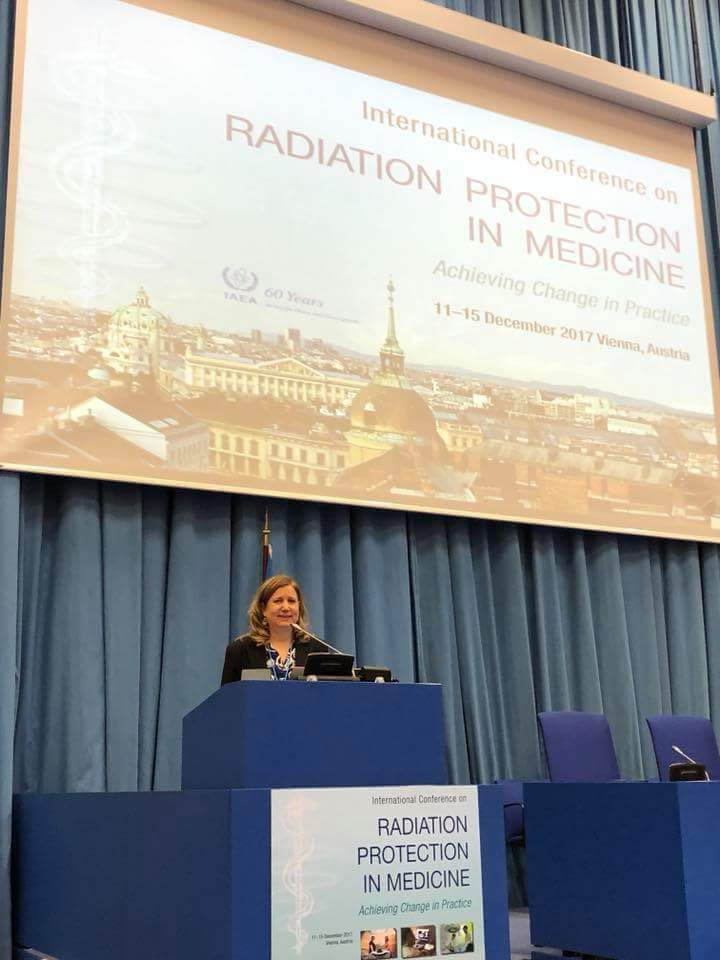 International conference on Radiation Protection in Medicine